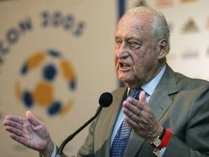 Havelange resigns as honorary FIFA president
