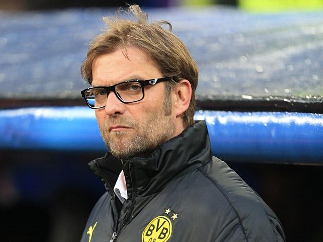 Jurgen Klopp Borussia Dortmund Deserve Champions League Final Spot Sports Mole