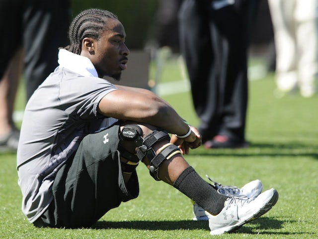 Lattimore expects to miss training camp