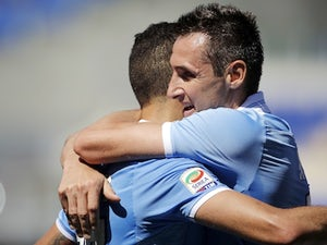 Result: Palace narrowly beaten by Lazio