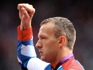 Video: Whitehead prepares for marathon challenge