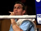 Richie Woodhall former World boxing champion now trainer taken September 18, 2010