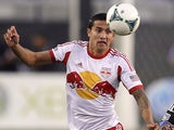 New York's Tim Cahill in action against San Jose on March 10, 2013