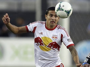 Result: Cahill heads Red Bulls to victory