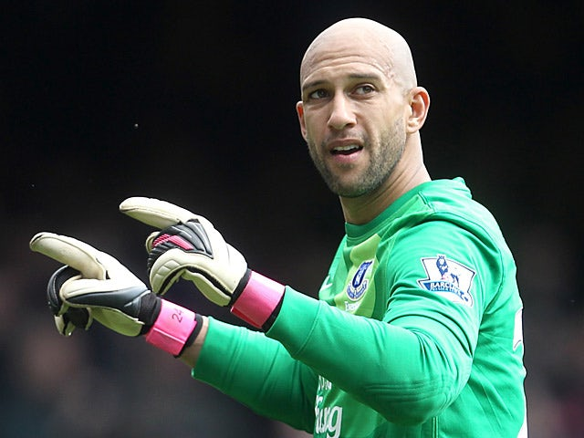 """Tim Howard: Manchester United spell was """"priceless ..."""