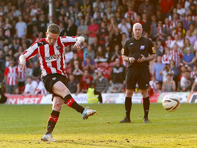 Result: Brentford win shootout over Swindon
