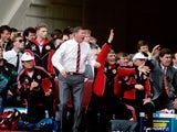 Manchester United manager Alex Ferguson during the 1990 FA Cup final