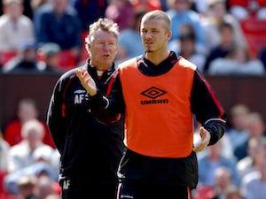 Beckham brands Ferguson