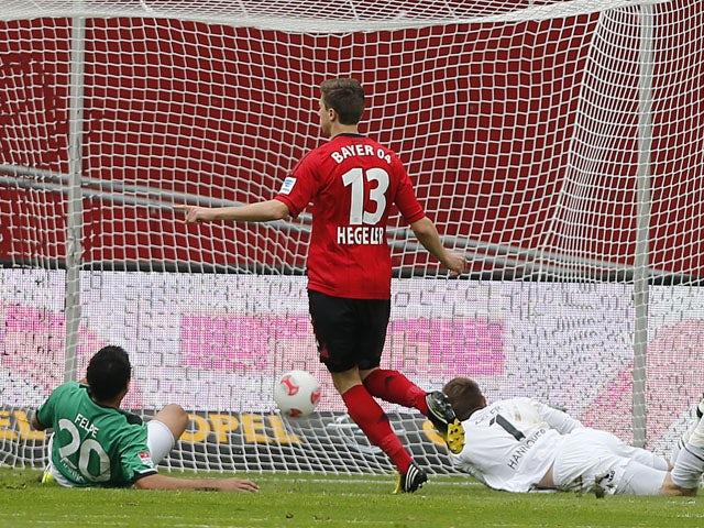 Team News: Hegeler starts for Bayer