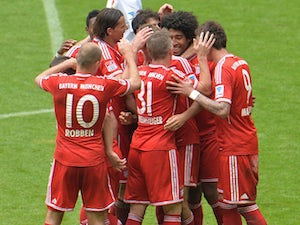 Live Commentary: Gladbach 3-4 Bayern - as it happened