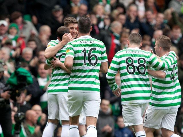 Result: Celtic thrash St Johnstone