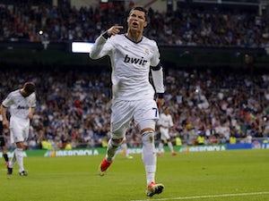Ozil hopes for Ronaldo stay
