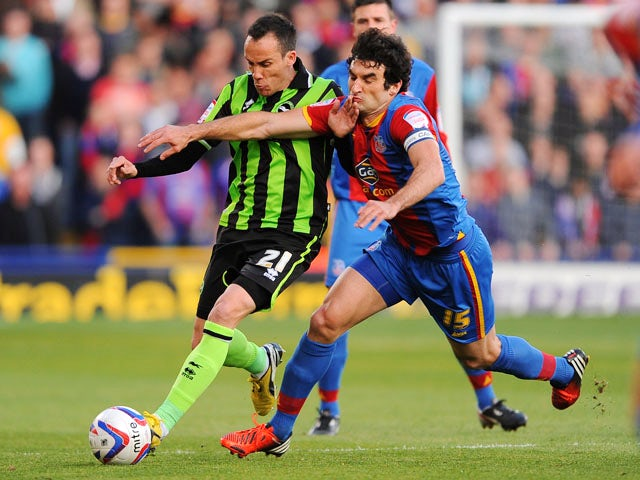 Result: Palace, Brighton play out goalless draw