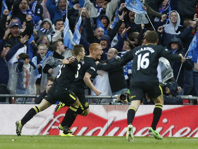 Result: Watson wins Wigan the FA Cup