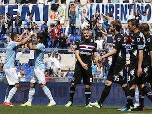 Floccari sends Lazio sixth