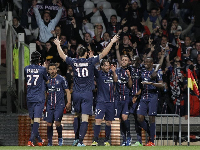 Result: PSG crowned Ligue 1 champions
