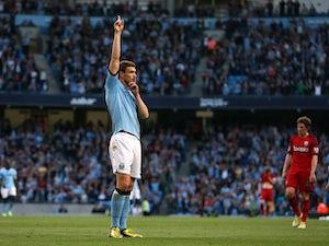 Dzeko: 'Tough Albion win left me exhausted'