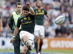 Steyn completes Stade Francis move