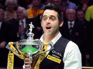 Result: O'Sullivan wins fifth World Championship title