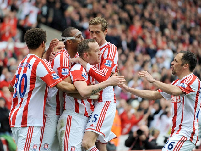 Result: Stoke ease to victory over Union
