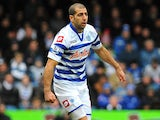 QPR's Tal Ben Haim during the Premier League match against Norwich City on February 2, 2013