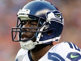 Seattle Seahawks wide receiver Terrell Owens in action on August 18, 2012
