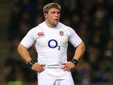 England's Tom Youngs during the 6 Nations match against France on February 23, 2013