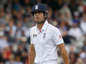 England win toss, choose to bat