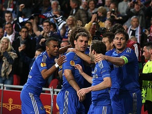 Live Commentary: Benfica 1-2 Chelsea - as it happened