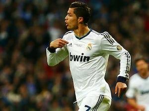 Man Utd in talks with Ronaldo?