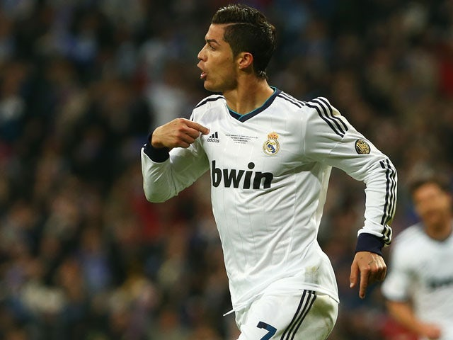Ronaldo: 'My future is at Real'
