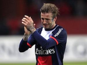 Beckham's son 'boosts Burberry sales'