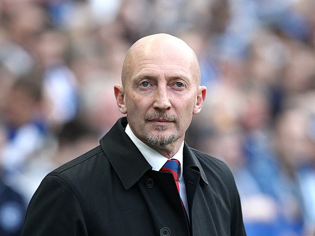Holloway unhappy with Palace display