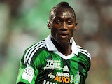 St Etienne's Josuha Guilavogui in action on October 1, 2011