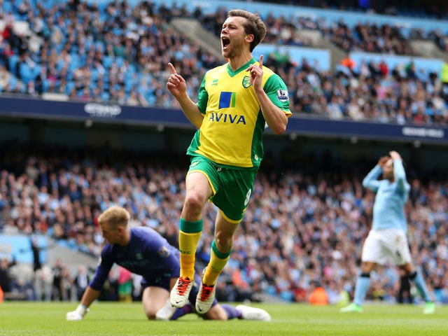 Result: Howson gives Norwich City win