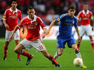 Matic 'likely to leave Benfica'