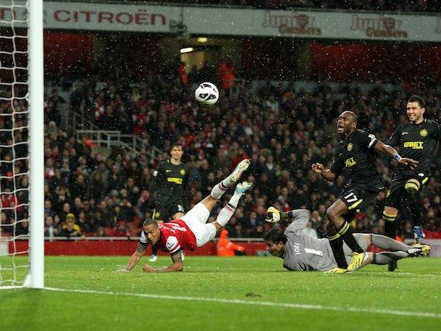 Match Analysis: Arsenal 4-1 Wigan