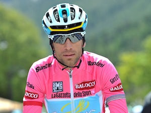 Result: Nibali extends Giro lead