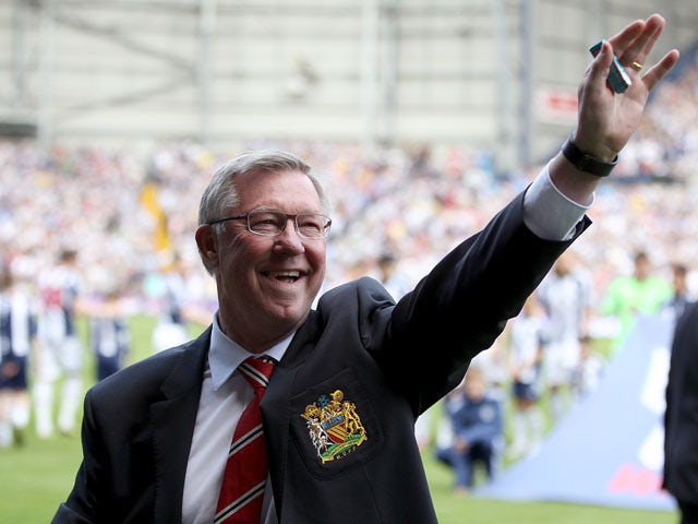 Ferguson wins LMA Manager Award
