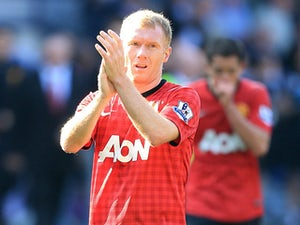 Scholes put up for auction on eBay