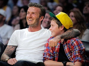 Beckham snubs Glastonbury visit?