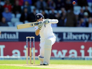 Result: England lose two wickets in reply