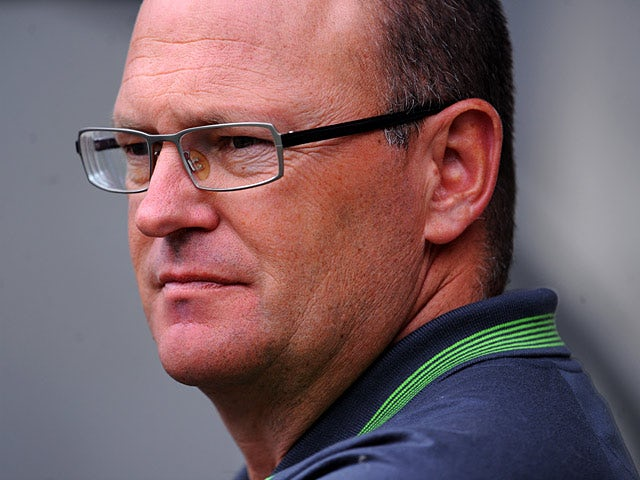 Real Betis coach Pepe Mel on August 6, 2011