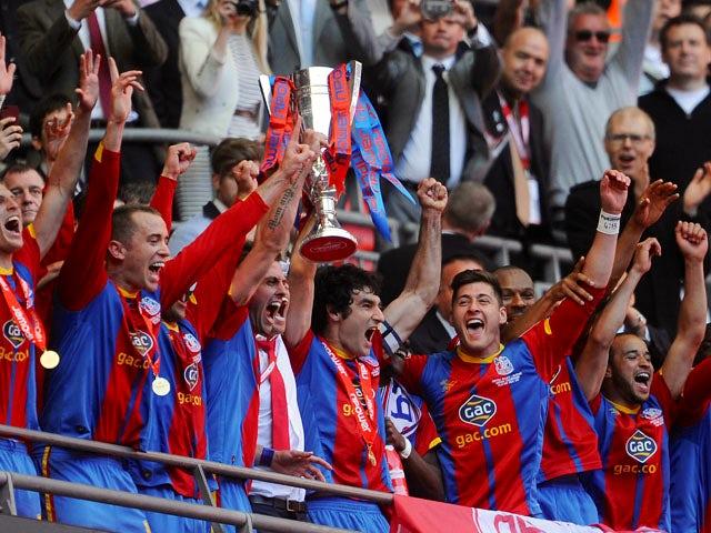 Result: Phillips sends Palace into Premier League