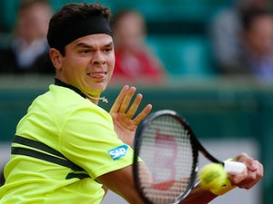 Result: Raonic edges tight Chardy affair