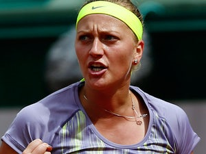 Result: Kvitova reaches third round in Toronto