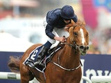 Ruler of the World comes home to win the Derby at Epsom on June 1, 2013