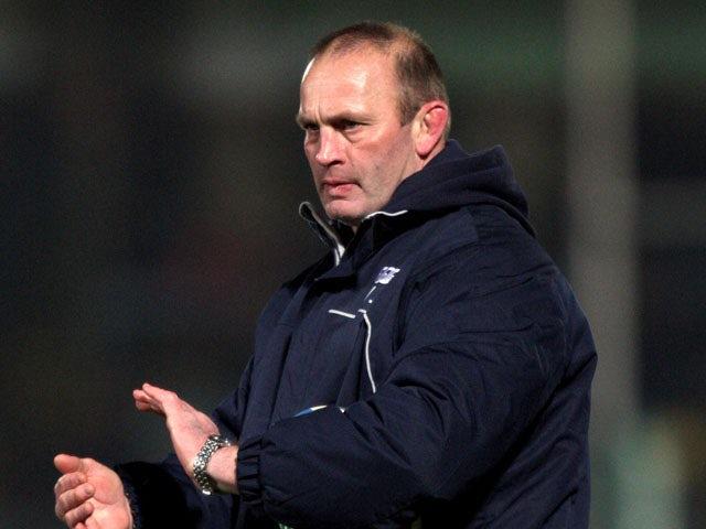 Clermont Auvergne head coach Vern Cotter on December 15, 2007
