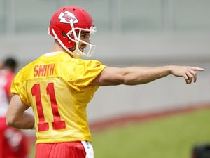 Smith: 'Chiefs must build momentum'