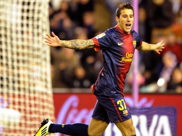 Having recently signed Neymar, Barcelona may be more open to parting with young winger Cristian Tello.